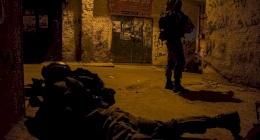 إصابة مواطن باقتحام الاحتلال للمزرعة الغربية