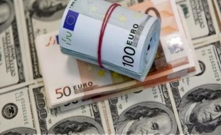 اليورو أدنى من 90 روبلا لأول مرة من اسبوعين