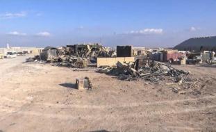 الجيش الأمريكي يعترف بإصابات في القصف الإيراني