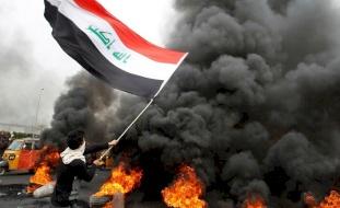 العراق: الدفاع المدني يحذر من خطر حرق الإطارات