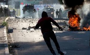 الاحتلال يصيب مواطنين ويدهس آخر في جنين