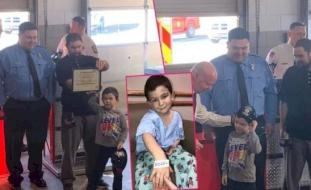 هذا الطفل الخارق الصغير أنقذ سبعة أشخاص من موت محقق؟