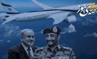للمرة الأولى في التاريخ.. طائرة إسرائيلية في الأجواء السودانية!