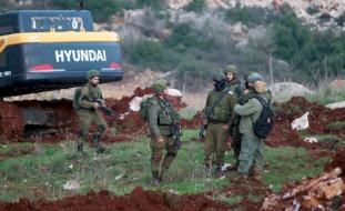 الجيش الإسرائيلي يمشّط الحدود مع لبنان