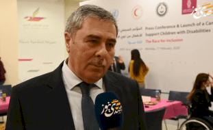 فيديو- الغلاييني لـ صدى: بنك فلسطين يطلق حملة لدعم الأطفال ذوي الإعاقة