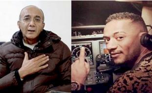 أمام القضاء.. الطيار يطالب محمد رمضان بـ25 مليون جنيه