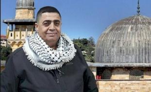 المؤتمر الشعبي للقدس يحمل الاحتلال المسؤولية عن حياة امينه العام