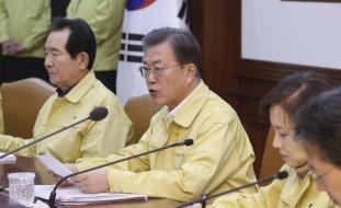 كوريا الجنوبية: نتيجه للحظة حرجة ضد كورونا