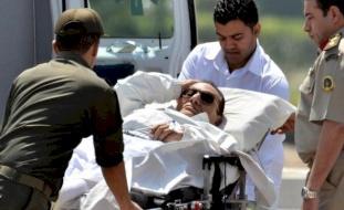 حسني مبارك في العناية المركزة وهذا ما قاله ابنه