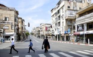 إسرائيل: تقديرات بوجود 75 ألف مصاب بكورونا في مدينة واحدة