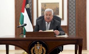 الرئيس عباس يوجه رسالة للعُمال والأسرى المحررين