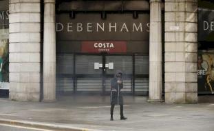 """""""دبنهامز"""" تستعد لتقديم ملف إفلاسها بسبب كورونا"""