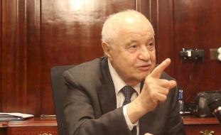طلال أبو غزالة: هناك حلان للقضية الفلسطينية