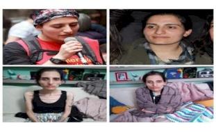 نهاية مأساوية لفنانة شعبية تركية بعد إضراب عن الطعام دام 288 يوما