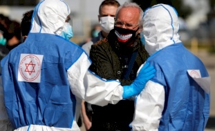 """إسرائيل: 8 وفيات و1200 إصابة جديدة بـ""""كورونا"""""""