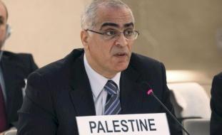 خريشة: المنظمات الدولية تعقد لقاءً الأسبوع المقبل حول الانتهاكات الإسرائيلية