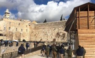 """هل عثرت إسرائيل على بقايا من """"الهيكل"""" تحت الأقصى؟"""