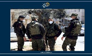 الاحتلال يهدد بمنع تحرك الأجهزة الأمنية الفلسطينية داخل الضفة