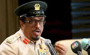 ماذ قال قائد شرطة دبي الأسبق ضاحي خلفان عن مرض صائب عريقات؟