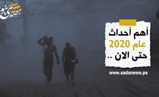 أهم أحداث عام 2020 حتى الآن