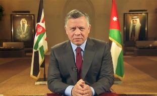 أول رد من ملك الأردن على الإساءة للنبي