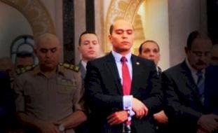 لأول مرة.. الكشف عن أسرار حول نجل السيسي الضابط في المخابرات المصرية (صورة)