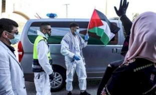 الصحة: 64 اصابة جديدة بفيروس كورونا في فلسطين