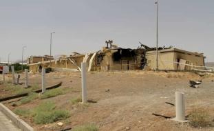 """حادث """"نطنز"""".. هل دمرت """"قنبلة إسرائيلية"""" المنشأة الإيرانية؟"""