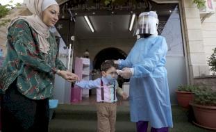 قلق من تزايد تفشي كورونا في الأردن