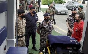 """الملك عبد الله الثاني: سيطرنا على """"كورونا"""" في الأردن"""