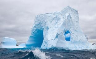 ذوبان جليد المحيط المتجمد الشمالي في ازدياد