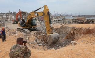 لبنان: أكثر من 60 مفقودا جراء انفجار بيروت