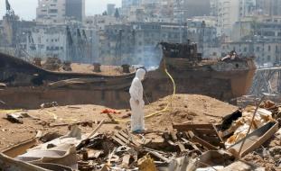 وفاة زوجة السفير الهولندي متأثرة بإصابتها في انفجار بيروت