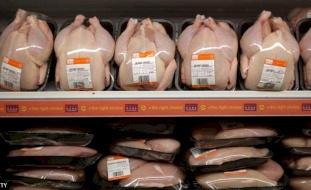 اكتشاف فيروس كورونا في أجنحة دجاج مجمدة