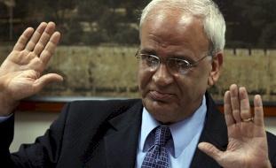 عريقات: الاتفاق الثلاثي طعنة في ظهر الشعب الفلسطيني