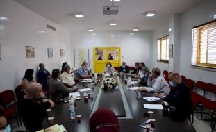 وزيرة الصحة تترأس اجتماعاً للجنة كورونا الوطنية لمناقشة عدد من القضايا