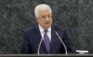 """الرئيس: كرست حياتي للسلام وإسرائيل تقتل """"الفرصة الأخيرة"""""""
