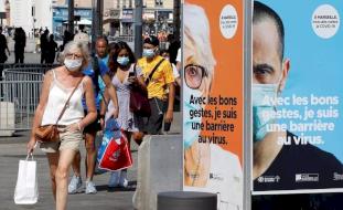 فرنسا: رقم قياسي في عدد الإصابات اليومية بفيروس كورونا بعد تسجيل أكثر من 16 ألف حالة