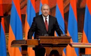 رئيس أرمينيا: لن نسمح للأتراك بارتكاب إبادة جديدة بحقنا