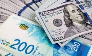 أسعار الصرف مقابل الشيكل