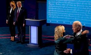 """إيران حاولت """"إفساد"""" مناظرة ترامب وبايدن.. وتويتر تدخل"""