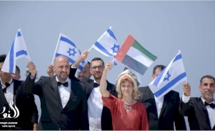 فيديو: نجم عربي يُلحن معزوفة إسرائيلية !