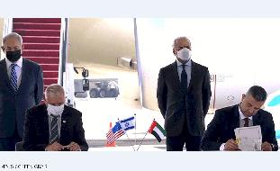 إسرائيل والإمارات توقعان سلسلة اتفاقيات وإعلان عن صندوق مشترك مع أميركا