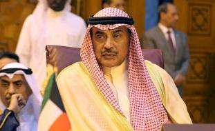 رئيس الوزراء الكويتي: القضية الفلسطينية هي قضيتنا المركزية