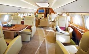 الطيران الخاص يزدهر بنمو وصل إلى 100%