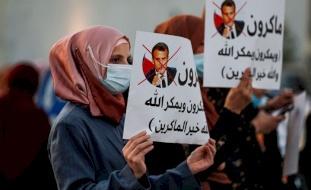 استمرار الإدانة الدولية للموقف الفرنسي بعد الإساءة للنبي ﷺ