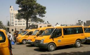 خاص- قرار برفع أجرة المواصلات 35% في الضفة الغربية