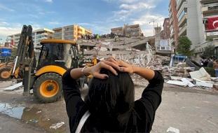 عقب زلزال إزمير.. وقوع 35 هزة ارتدادية وقد تستمر أسبوعين