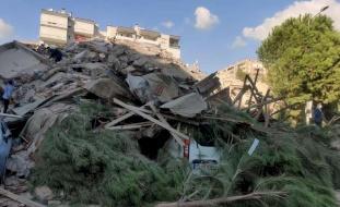 بعد زلزال أزمير.. تطمينات على أوضاع الجالية الفلسطينية