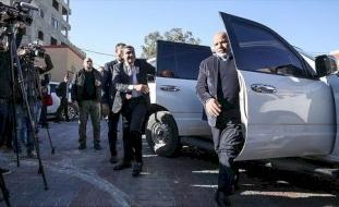 وفد حماس يغادر إلى القاهرة للمشاركة في الحوار الوطني